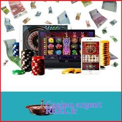 casino argent réel