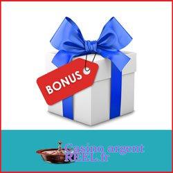 Profiter des bonus et promotions